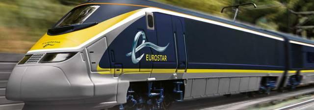 Hornby-Eurostar
