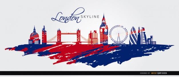 london-flag-skyline-silhouette_72147507005